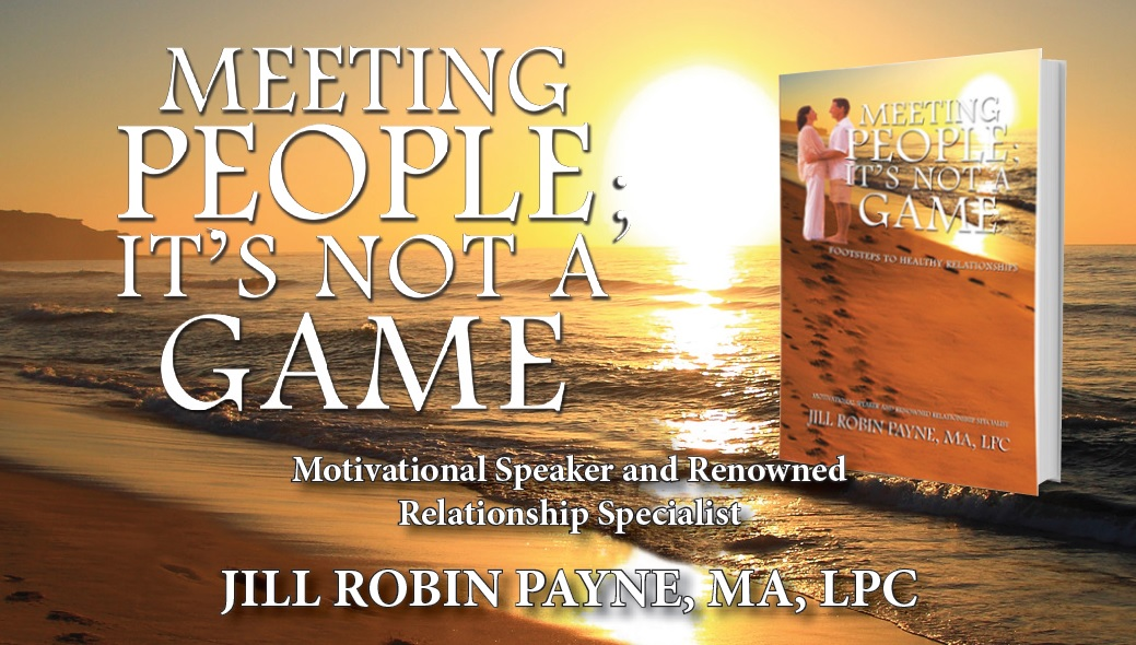Cover of Book. Meeting People; It
